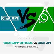 Comparison of the official WhatsApp Business API and Chat API